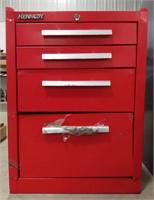 Kennedy heavy duty 4 drawer locking tool box.
