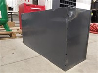 Durham Metal 30 compartment parts bin
