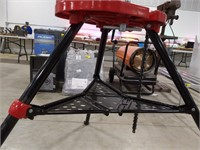 Rothenberger pipe bending stand