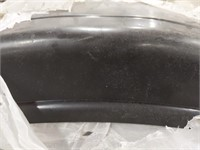 Buyers smooth poly fender for dual wheels