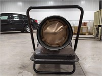 Dayton portable oil-fired heater 400,000 BTU