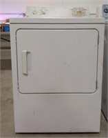 GE electric dryer 5 cycle automatic heavy duty