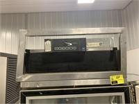 Commercial Victory 1 door glass freezer