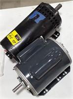 Pair of 2 Electric Motors