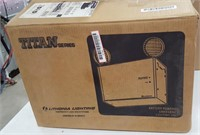 Lithonia Titan Series Battery Emergency Light