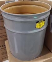 4.5gal Cease Fire Rag Disposal Can