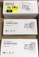 Electronic Alarm Clock