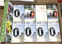 Lot of Willful and Lintelek Fitness Bands