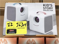Lot Includes Kids Story Projector and Morvelli
