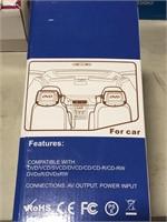 Wonnie Dual DVD Players for Cars