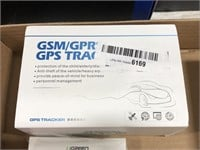 Lot Includes GPS Tracker, USB Light, and Wireless