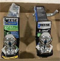 Reese TowPower Hitch. 3.25in drop and 2in drop.