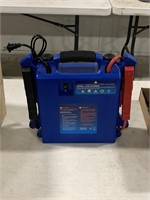 Solair ResQ Pack. Heavy duty jump starter and