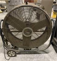 Extreme garage 30inch drum fan