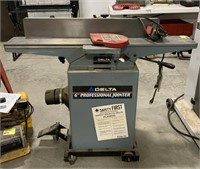 Delta 6in professional jointer