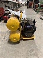 Campbell huasfeld portable air compressor 2 horse