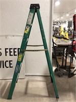 Werner 6ft. Fiberglass ladder