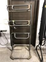 Swivel Saddle rack