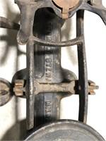 Vintage Burrow Stewart Milne Aid Scale