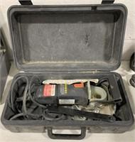 Crain multi-undercut saw in case