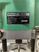 Hitachi M12v 3.25 Hp router