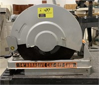 Chicago electric 14in electric abrasive cut-off