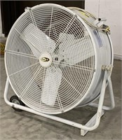 Extreme Air 24in Drum Fan.