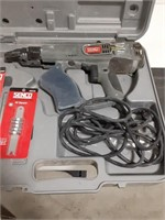 Senco Dura Spin Screw Gun. Model DS200-AC. With