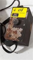 Vintage Electric Megaphone No 10A by