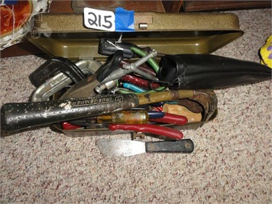 ASSORTED TOOLS Other Items For Sale 4 Listings
