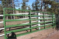 (2) -Powder River Panels16ft X 70in Tall