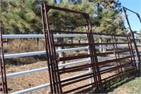 (2) - HiQual Walk Through Gates  7ft X 12ft