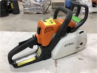 Stihl MS 180 C Chainsaw without Blade