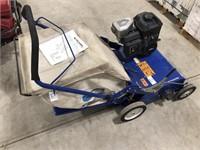 Bluebird PR18 Power Rake Lawn Dethatcher