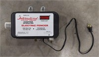International electric company electric fencer