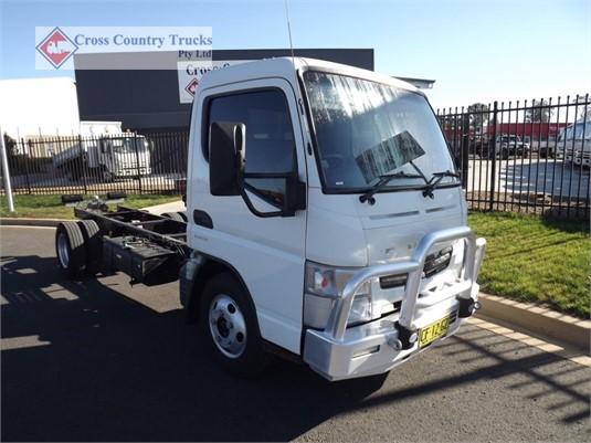 2015 Fuso Canter 515 Cross Country Trucks Pty Ltd - Trucks for Sale