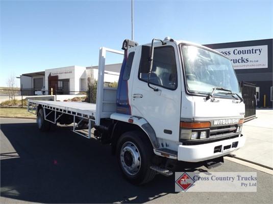 2002 Mitsubishi Fuso FIGHTER 10 Cross Country Trucks Pty Ltd - Trucks for Sale