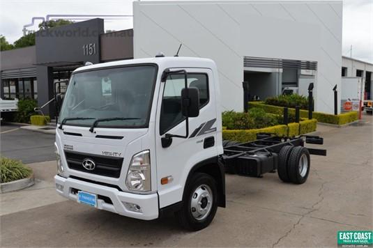 2018 Hyundai Mighty EX4 Standard Cab SWB - Trucks for Sale