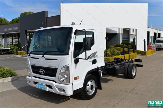 2019 Hyundai Mighty EX4 Super Cab MWB - Trucks for Sale