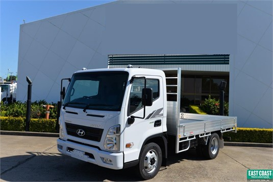 2019 Hyundai Mighty EX4 Standard Cab SWB - Trucks for Sale