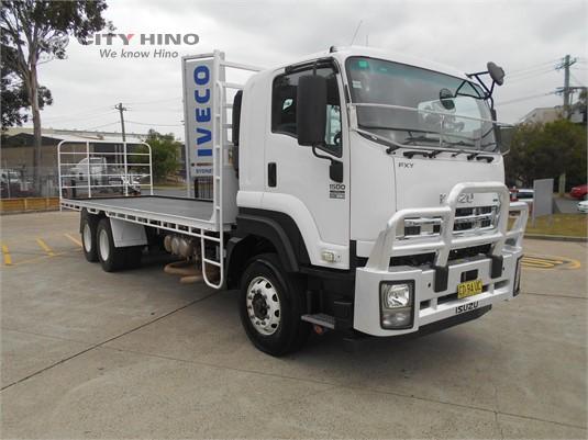 2015 Isuzu FXY City Hino - Trucks for Sale