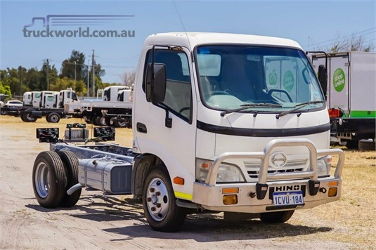 2008 Hino 300 Series - Trucks for Sale