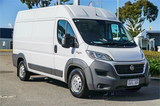2017 Fiat Ducato Maxi - Light Commercial for Sale