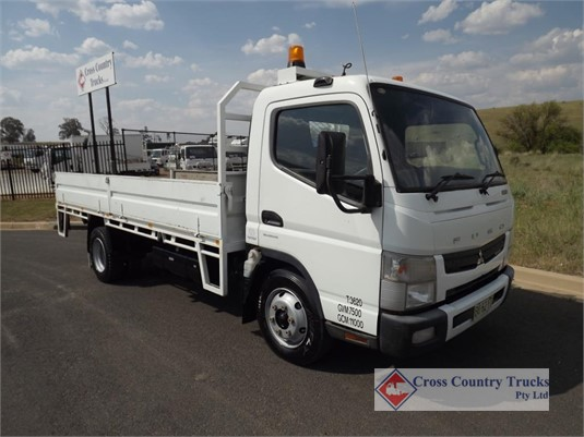 2012 Fuso Canter 815 Cross Country Trucks Pty Ltd - Trucks for Sale