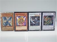 4x Super Rare LE w/ Blue-Eyes Shining Dragon