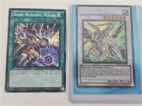 2x Secret Rare LE & UE  Yugioh Cards