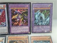 10x Ultra Rare Hologram LE Cards NM-M
