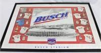 Rare 2005 Final Season Card's Busch Stadium Mirror