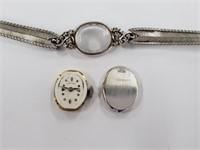 14K & Diamond Art Deco Hamilton 780 17j Watch