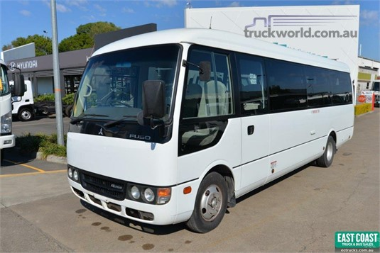 2012 Mitsubishi Rosa Deluxe - Buses for Sale